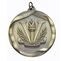 "Picture of 2.25"" Die Cast Medals"