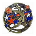 Picture of Color Enamel Fill Medals