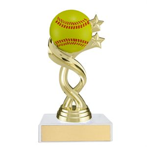 Picture of Color Twisted Sport Figure Trophy