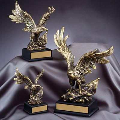 Picture of American Eagle Series Sculptures