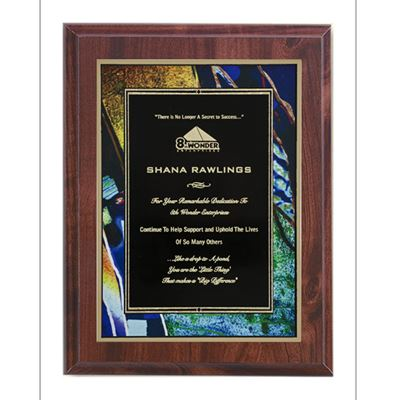 Picture of Cherry High Gloss Series Plaques
