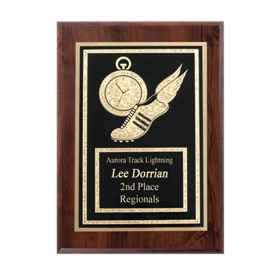 Picture of Victory Cherry Finish Activity / Sport Plaques