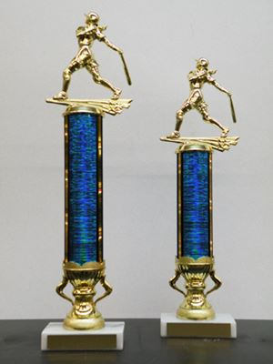 Picture of MD Column Trophies (Multiple Colors) - Softball