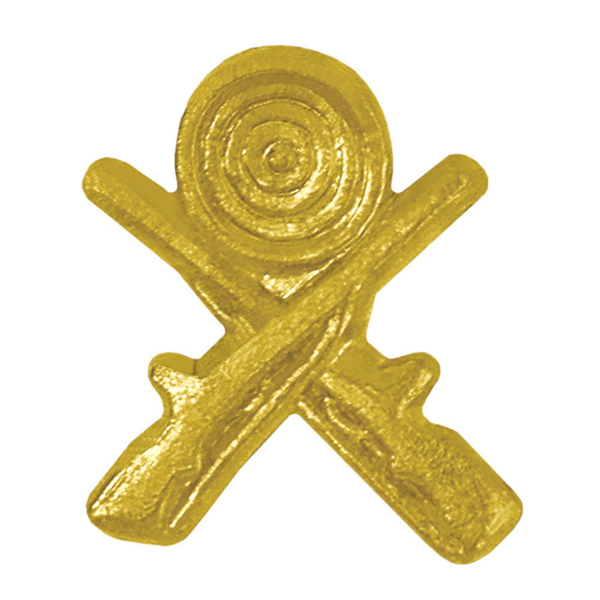 Midwest Awards Corporation Stock Gold Chenille Lapel Pins