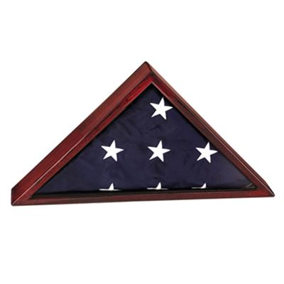 Picture of Rosewood Piano Finish Flag Case