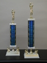 Picture of TRN Column Trophies (Multiple Colors) - Basketball