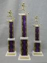 Picture of LG1 Column Trophies (Multiple Colors) - Soccer