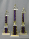 Picture of LGTRN Column Trophies (Multiple Colors) - Softball