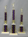 Picture of LGTRN Column Trophies (Multiple Colors) - Volleyball