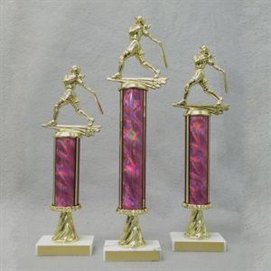 Picture of MD Column Trophies (Helix Pink)