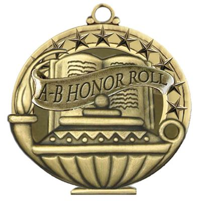 Picture of Academic Performance Medals