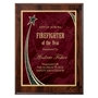 Picture of Victory Rising Star Cherry Finish Plaques