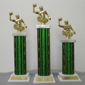 Picture of LG Column Trophies (Multiple Colors) - Water Polo