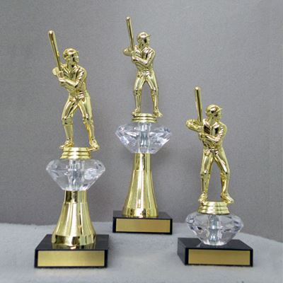 Picture of Diamond Riser Trophy