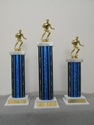 Picture of LG Column Trophies (Multiple Colors) - Rugby