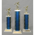 Picture of LG Column Trophies (Multiple Colors) - Bowling