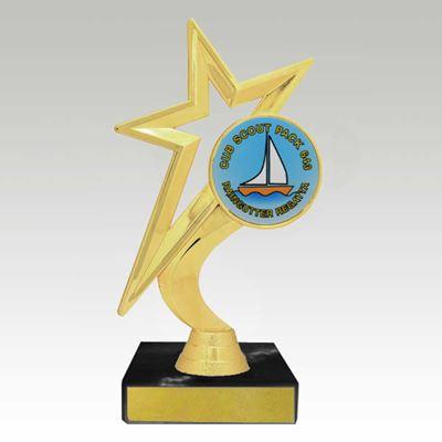 Picture of Custom Raingutter Regatta Trophy