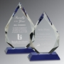 Picture of Premier Faceted Diamond Crystal Award