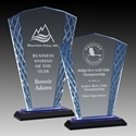 Picture of Fan Accent Glass Awards