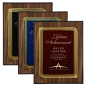 Infinity Series Plaques