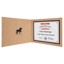 Picture of Leatherette Certificate Folders