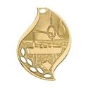 Flame Medal - Gymnastics