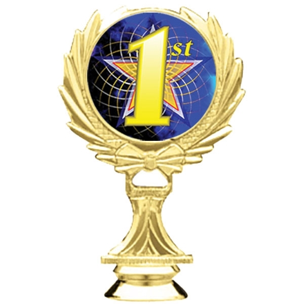 Mylar Holder Figure - 1st Place [+$1.50]