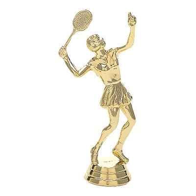 Badminton, Female