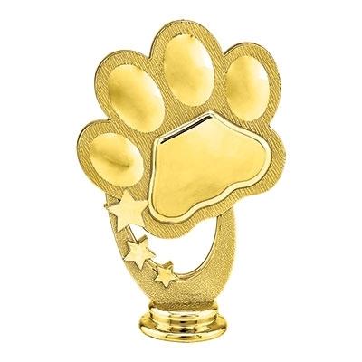 Dog - Paw Print [+$0.50]