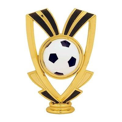 Ribbon Figure - Soccer [+$0.50]