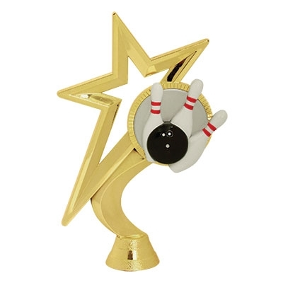 Gold Star Figure - Bowling [+$0.50]