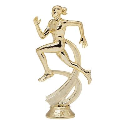 Motion Figure - Runner, Female [+$0.40]