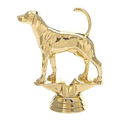 Dog - Foxhound [+$1.00]