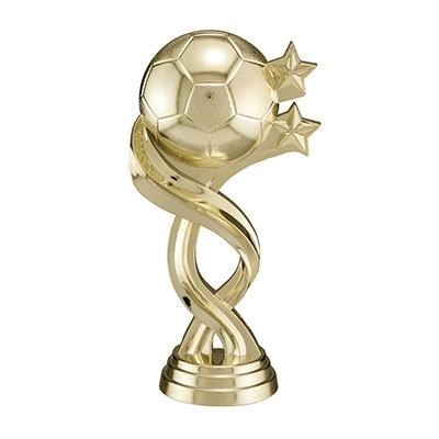 Twisted Gold Figure - Soccer [+$0.40]