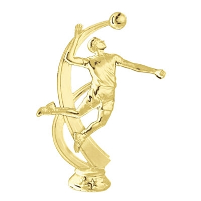Motion Figure - Volleyball, Male [+$0.40]