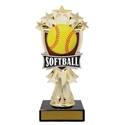 All-Star Sports Figure - Softball