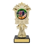 All-Star Sports Figure - Cross Country (Female) Mylar