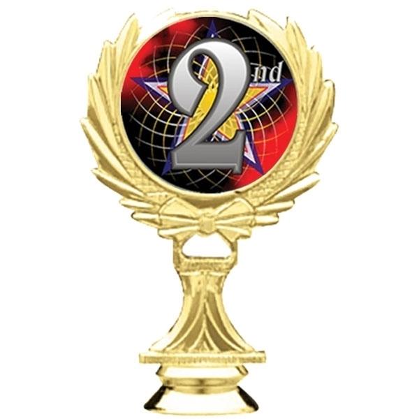 Mylar Holder Figure - 2nd Place [+$1.50]