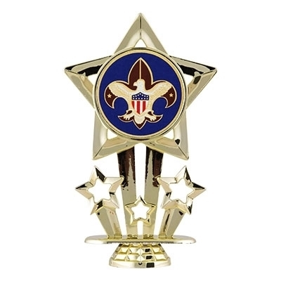 PSF Star Figure - BSA Mylar [+$2.00]