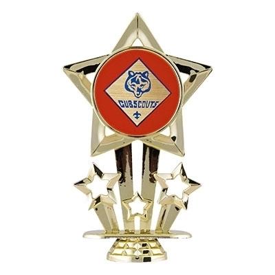 PSF Star Figure - Cub Scout Mylar [+$2.00]