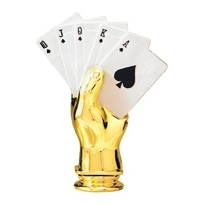 Card Hand - Poker (Full Color) [+$1.50]