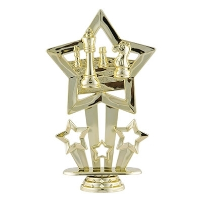 PSF Star Figure - Chess [+$1.00]