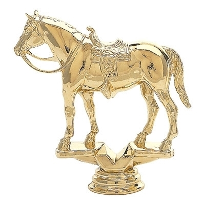Horse - Western Horse [+$2.00]