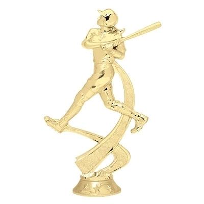 Motion Figure - Softball, Female [+$0.40]