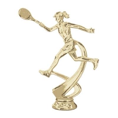 Motion Figure - Tennis, Female [+$0.40]