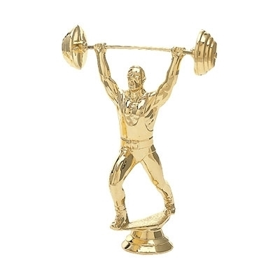 Weight Lifter, Male [+$2.00]