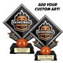 Sport Diamond Resin - Basketball