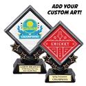 Sport Diamond Resin - Star (Achievement)