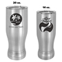Insulated Pilsners - Stainless Steel