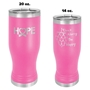 Insulated Pilsners - Pink